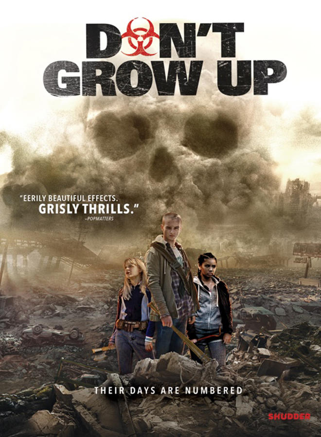 dont grow up poster - Don't Grow Up (Movie Review)