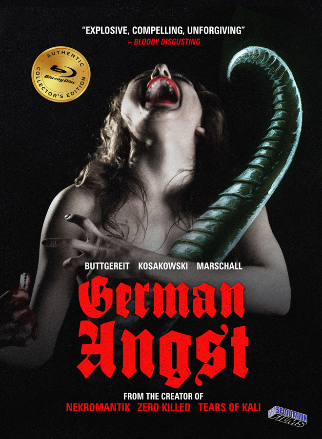 german poster 2018 - German Angst (Special Edition Blu-ray Review)