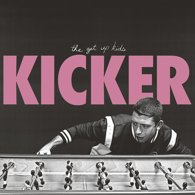 get up album - The Get Up Kids - Kicker (EP Review)