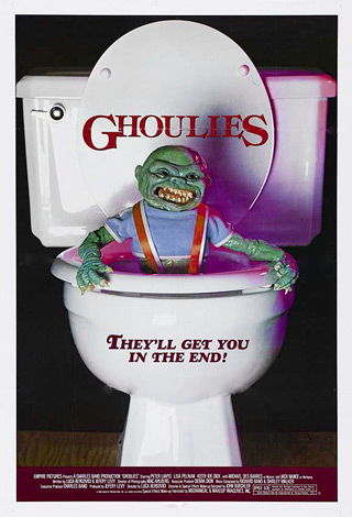 ghoulies movie poster 1985 1020193863 edited 1 - Interview - Alex Band of The Calling