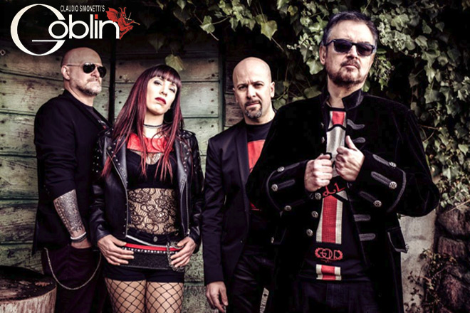 goblin promo - Interview - Claudio Simonetti of Goblin