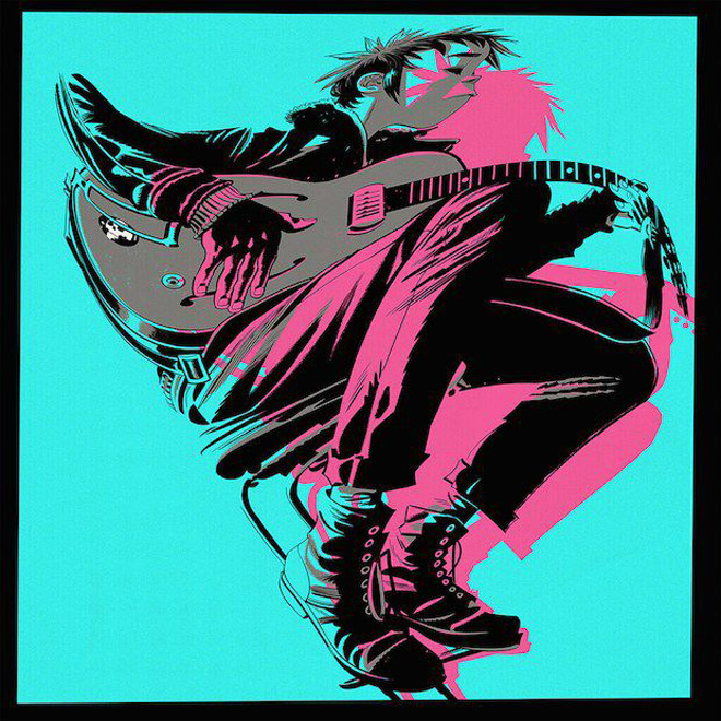 gorillaz the now now artwork - Gorillaz - The Now Now (Album Review)