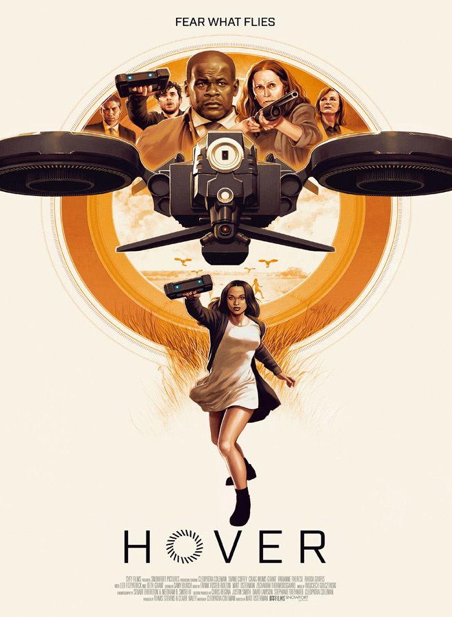 hover poster - Hover (Movie Review)