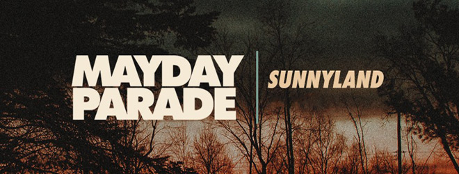 mayday slide - Mayday Parade - Sunnyland (Album Review)