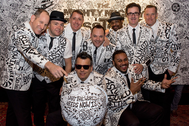 mighty promo - The Mighty Mighty BossToneS - While We're At It (Album Review)