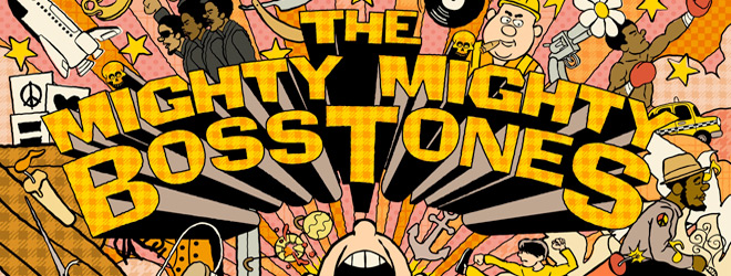 mighty slide - The Mighty Mighty BossToneS - While We're At It (Album Review)