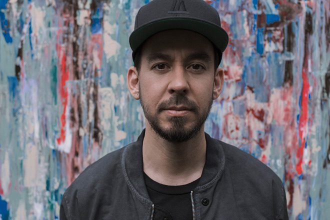 mike promo - Mike Shinoda - Post Traumatic (Album Review)
