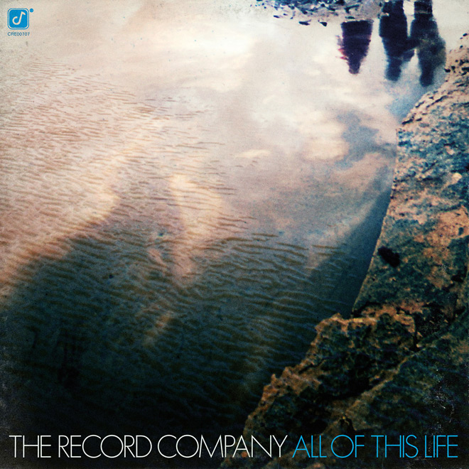 record company album cover - The Record Company - All Of This Life (Album Review)
