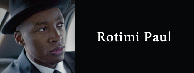 rotimi interview - Interview - Rotimi Paul Talks The First Purge & More