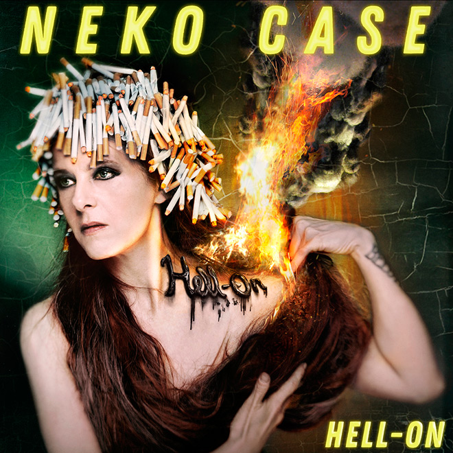 sNekoCaseHellOn - Neko Case - Hell-On (Album Review)