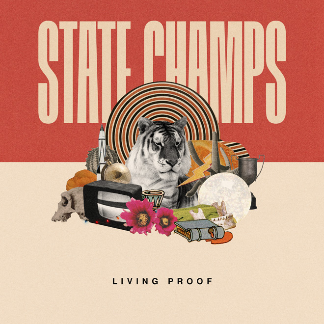 state champs - State Champs - Living Proof (Album Review)