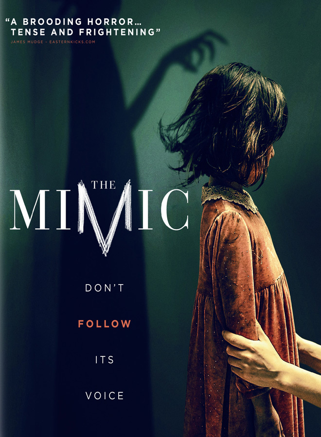 the mimic poster - The Mimic (Movie Review)