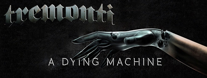 tremonti 2018 slide - Tremonti - A Dying Machine (Album Review)