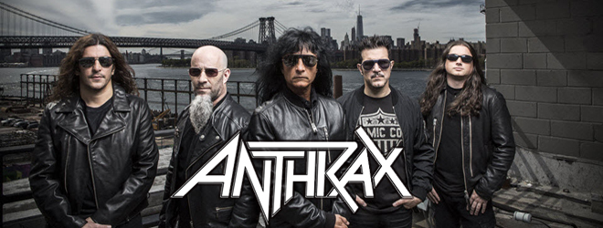 Anthrax interview slide 2018 - Interview - Charlie Benante of Anthrax