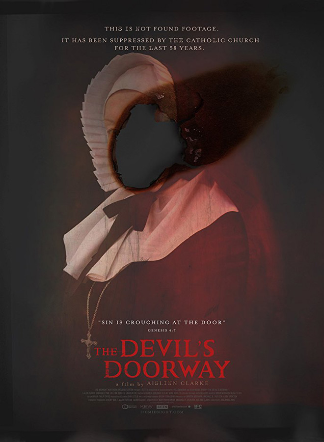 Devils Doorway Poster - Interview - Aislinn Clarke