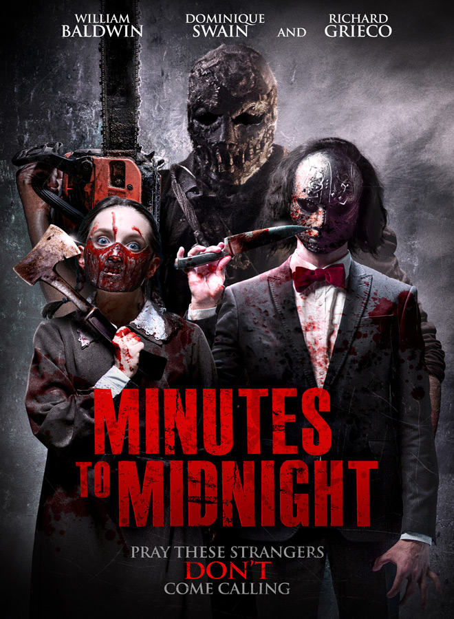 MINUTES TO MIDNIGHT DVD ART - Minutes to Midnight (Movie Review)