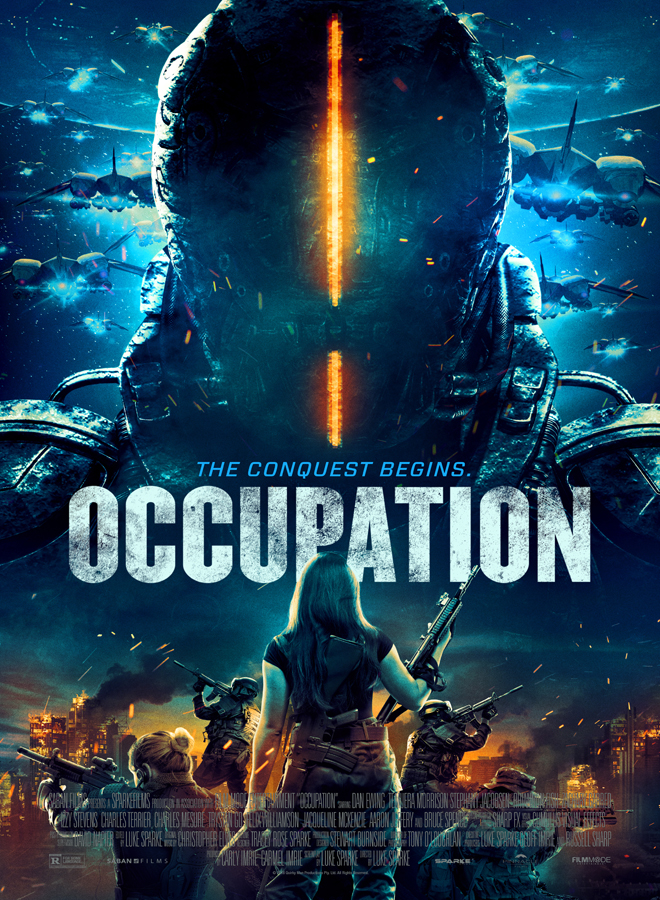 OCCUPATION wBB - Occupation (Movie Review)
