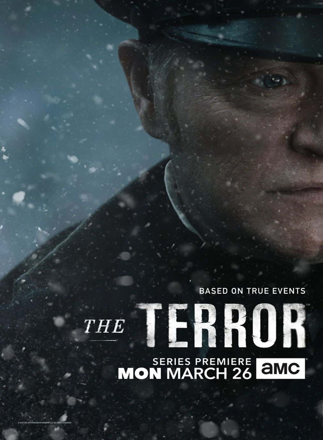 THE TERROR Season 1 Poster 1 - The Terror (Season One Review)