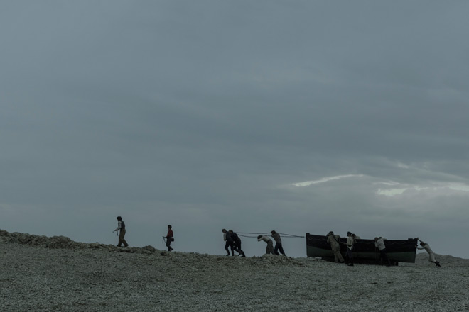 The Terror   Season 1 Episode 10 Photo Credit Aidan MonaghanAMC - The Terror (Season One Review)