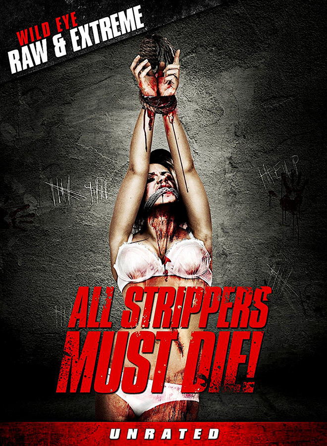 all strippers poster - All Strippers Must Die! (Movie Review)