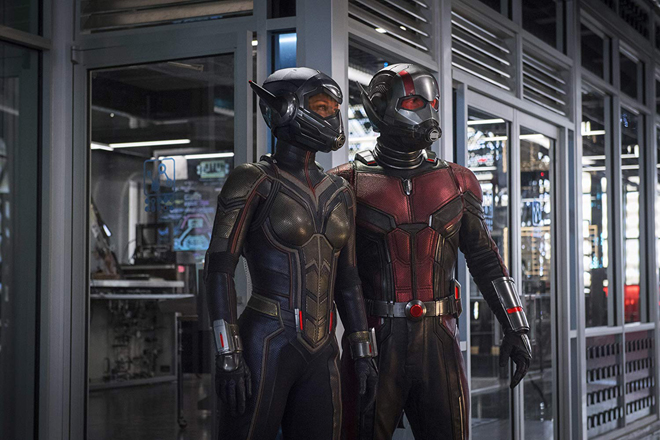 ant man 3 - Ant-Man and the Wasp (Movie Review)
