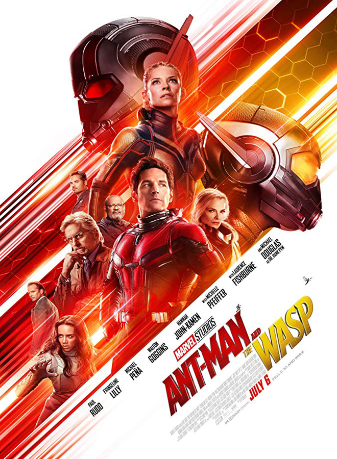 ant man poster - Ant-Man and the Wasp (Movie Review)