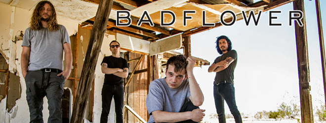 badflower interview slide - Interview - Josh Katz of Badflower
