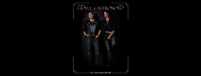cast slide - Gioeli-Castronovo - Set The World On Fire (Album Review)