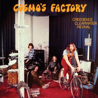 cosmos factory 40th anniversary cover art hi - Interview - Doug Clifford A Founding Member of  Creedence Clearwater Revival