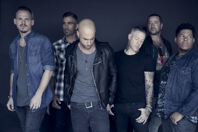 daughtry promo - Daughtry - Cage To Rattle (Album Review)