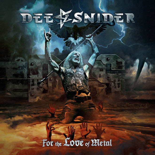 dee snider - Dee Snider - For The Love Of Metal (Album Review)