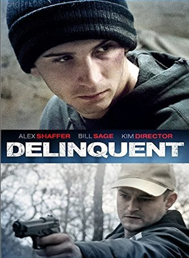 delinquent poster - Delinquent (Movie Review)