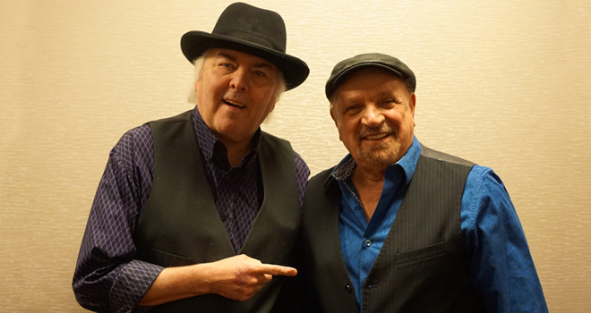 gene felix - Interview - Felix Cavaliere of The Rascals