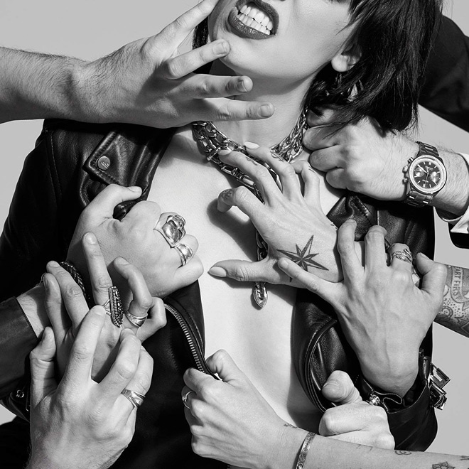 halestorm album cover - Interview - Lzzy Hale & Joe Hottinger of Halestorm Talk Vicious