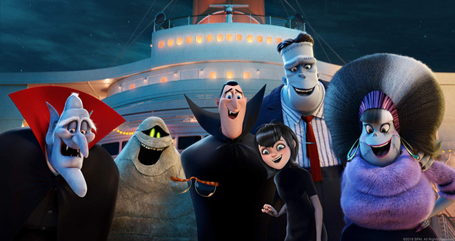 hotel 3 3 - Hotel Transylvania 3: Summer Vacation (Movie Review)