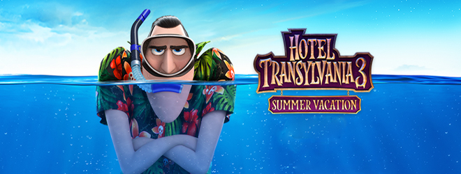 hotel slide - Hotel Transylvania 3: Summer Vacation (Movie Review)