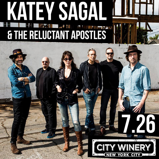 katy nyc - Interview - Katey Sagal