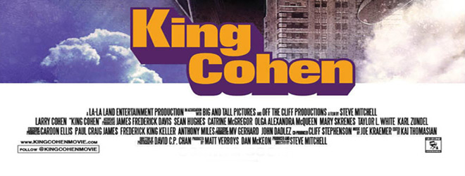 king cohen slide - King Cohen (Documentary Review)