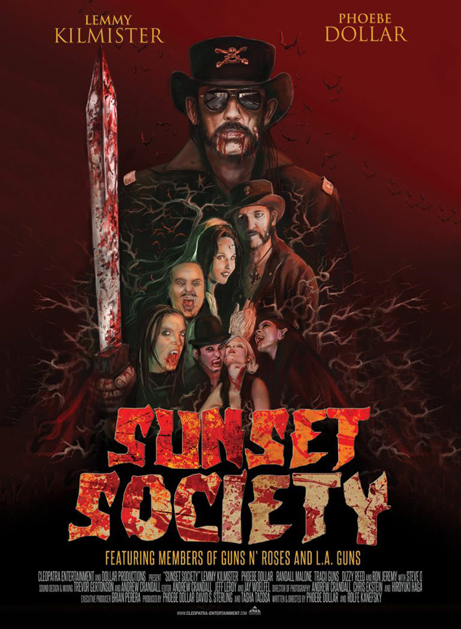 sunset - Sunset Society (Movie Review)