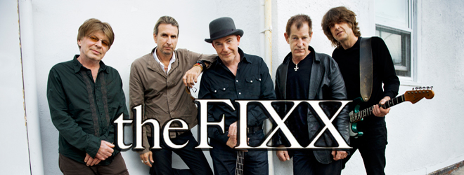 the fixx promo - Interview - Cy Curnin of The Fixx