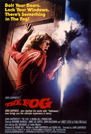the fog movie poster mini - Interview - Roy Mayorga of Stone Sour