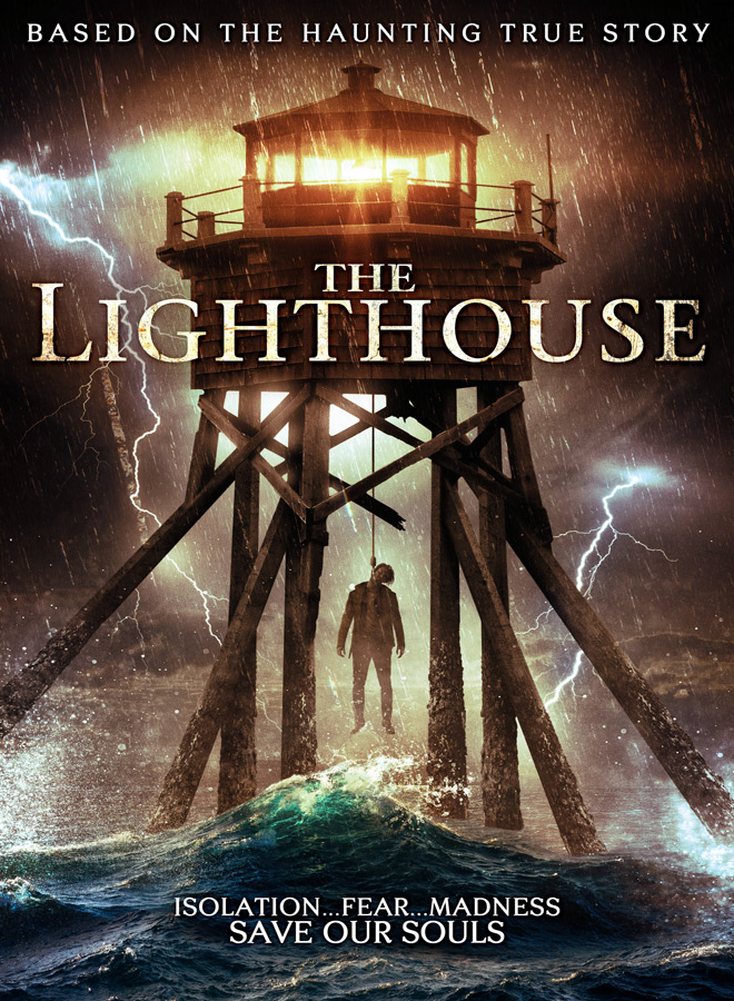 the lighthouse poster - The Lighthouse (Movie Review)