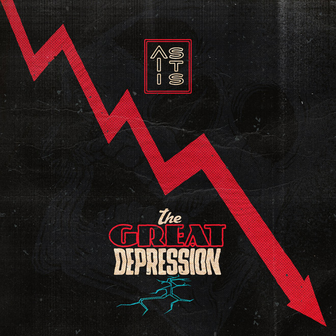 As It Is - As It Is - The Great Depression (Album Review)