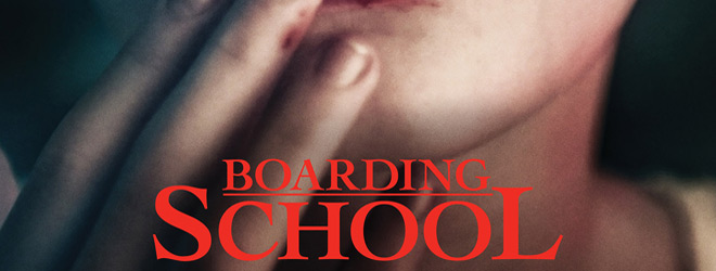BoardingSchool slide - Boarding School (Movie Review)