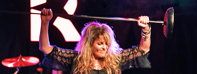 Janet Gardner edited slide - Janet Gardner Rocks Revolution Music Hall Amityville, NY 8-17-18