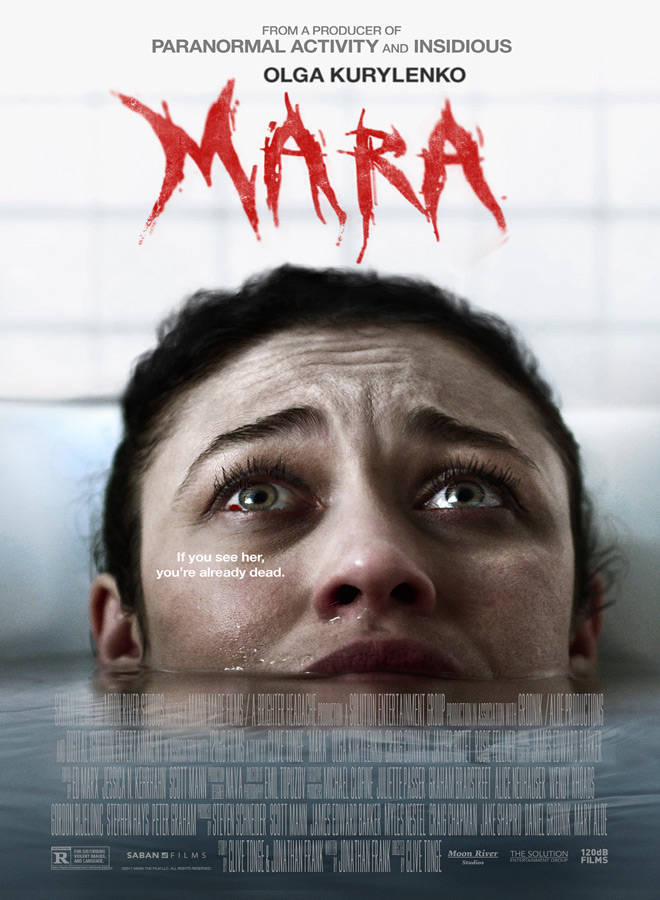 Mara Onesheet 30 4MB - Mara (Movie Review)