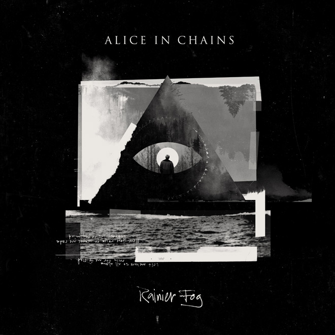 Rainier Fog Album Art - Alice In Chains - Rainier Fog (Album Review)