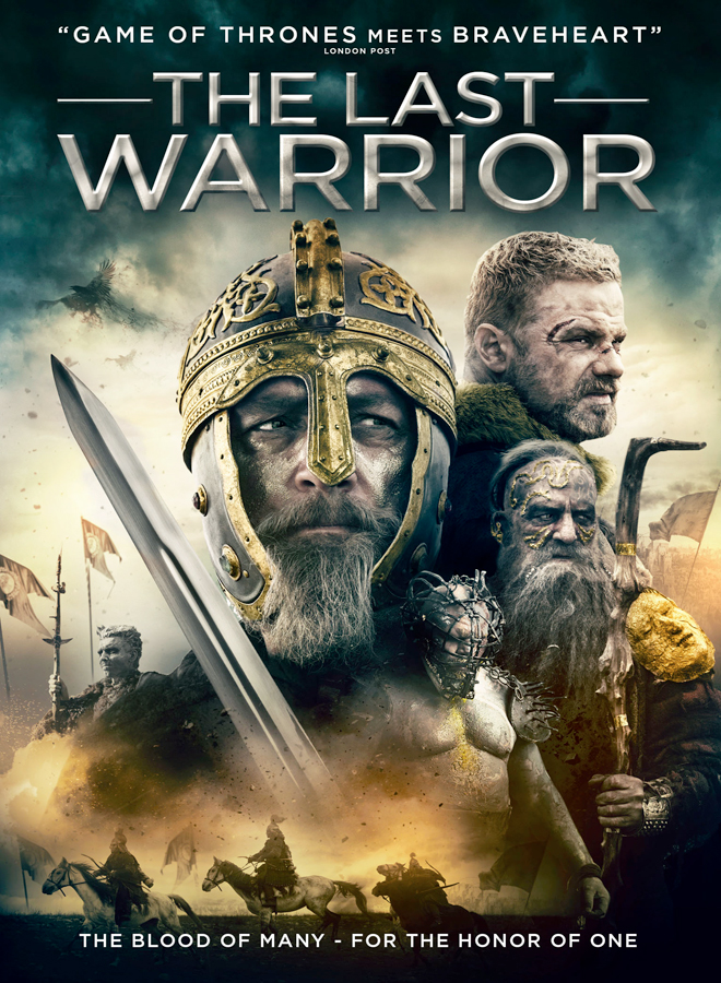 The Last Warrior (Movie Review) - Cryptic Rock