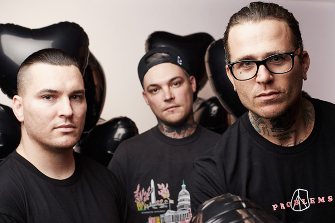 amity - The Amity Affliction - Misery (Album Review)