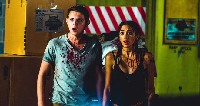 blood fest 1 - Blood Fest (Movie Review)